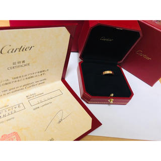 カルティエ(Cartier)のカルティエラブリング(リング(指輪))