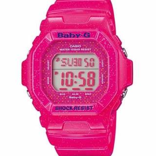 ベビージー(Baby-G)のG-SHOCK Baby-G CASIO ピンク 完売品 個性的(腕時計)