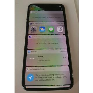 アイフォーン(iPhone)のIPhone Xs Max 256Gb (12月26日~1月4日 休売)(スマートフォン本体)