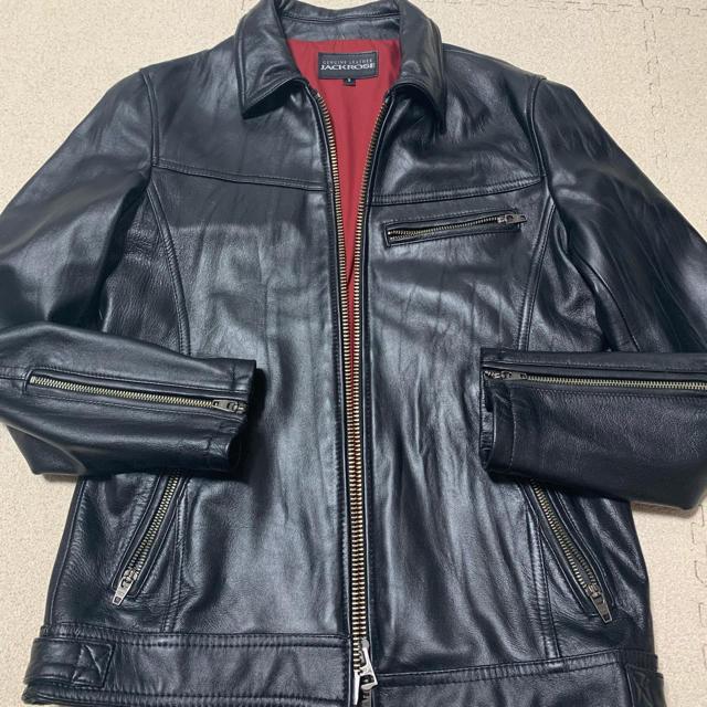JACKROSE(ジャックローズ)のジャックローズ ライダースジャケット 3 値下げ メンズのジャケット/アウター(ライダースジャケット)の商品写真