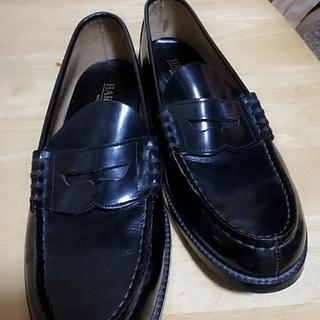 ハルタ(HARUTA)の本革 HARUTA  ハルタ 27.5cm 黒(ドレス/ビジネス)