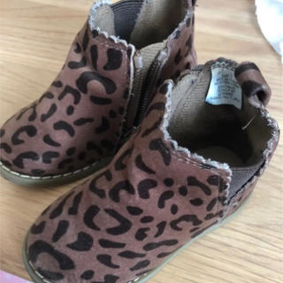 ベビーギャップ(babyGAP)のベビーギャップブーツ 12,5センチ(ブーツ)