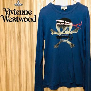 ヴィヴィアンウエストウッド(Vivienne Westwood)の【ヴィヴィアン ウエストウッド】Vivienne WestwoodMAN ロンT(Tシャツ/カットソー(七分/長袖))