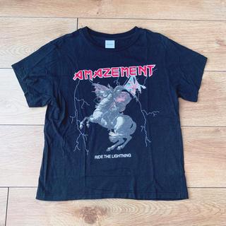 moussy - Tシャツ ブラック