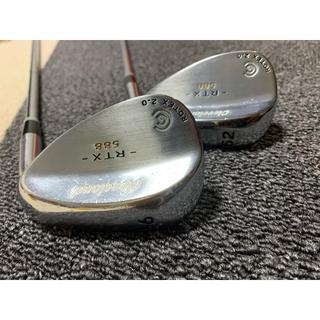 クリーブランドゴルフ(Cleveland Golf)のクリーブランド ウェッジ  ROTEX2.0 52 58(クラブ)