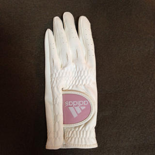 アディダス(adidas)のゴルフ グローブ(手袋)