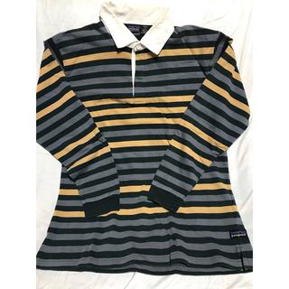 パタゴニア(patagonia)のパタゴニア ラガーシャツ ポロシャツ(ポロシャツ)