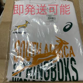 アシックス(asics)のM 200枚限定 スプリングボクス 優勝記念 Tシャツ 南アフリカ ラグビー(ラグビー)