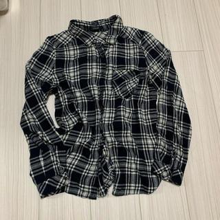 Discoat - discort チェックシャツ