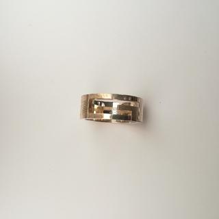 グッチ(Gucci)のGUCCI グッチ Ag925 リング 17号 シルバーリング  (リング(指輪))