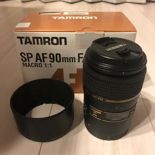 TAMRON - TAMRON タムロンSP AF90mm2.8 Di MACRO Canon