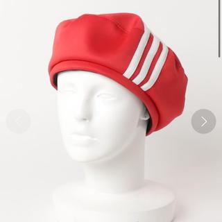 アディダス(adidas)のadidas ベレー帽 専用(ハンチング/ベレー帽)