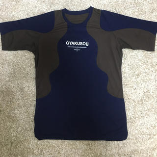 アンダーカバー(UNDERCOVER)のgyakusou  アンダーカバー  Tシャツ ギャクソウ  (ウェア)