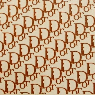 ディオール(Dior)のディオールトロッター ネイルシール ブラウン 非売品 希少 ネイルアート(ネイル用品)
