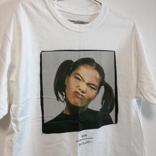 ジャーナルスタンダード(JOURNAL STANDARD)のBjörk Tシャツ(Tシャツ/カットソー(半袖/袖なし))