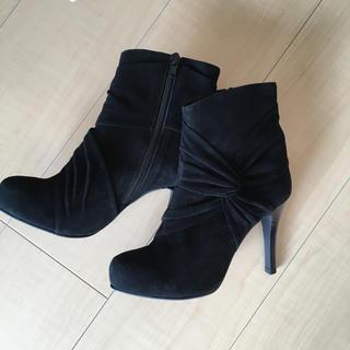 ストロベリーフィールズ(STRAWBERRY-FIELDS)のストロベリーフィールズ ブーツ (ブーツ)