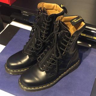 ヨウジヤマモト(Yohji Yamamoto)のyohji yamamoto pour homme × Dr.Martens(ブーツ)