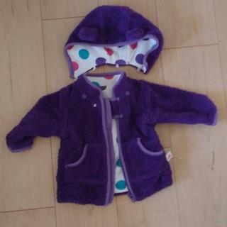 アカチャンホンポ(アカチャンホンポ)の赤ちゃん本舗 ふわふわ暖かアウター(ジャケット/コート)
