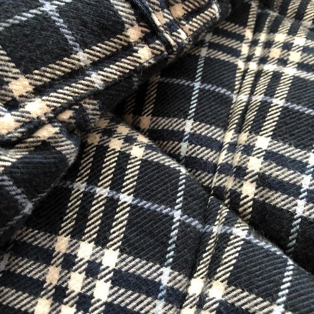 BURBERRY BLUE LABEL(バーバリーブルーレーベル)のバーバリーブルーレーベル リバーシブル 中綿ジャケット レディースのジャケット/アウター(ダウンジャケット)の商品写真