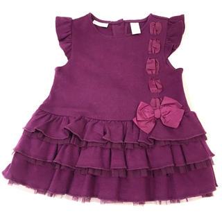 ファーストインプレッション(FIRST IMPRESSIONS)のベビー/キッズ ファーストインプレッション ドレス ワンピース90cm(ワンピース)