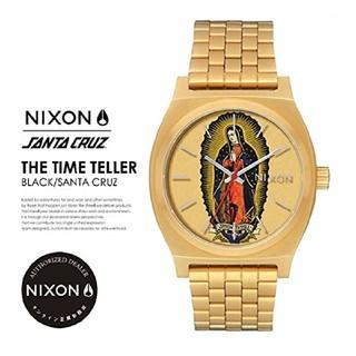 NIXON - NIXON【THE TIME TELLER】ニクソン激レア★未使用品★マリア
