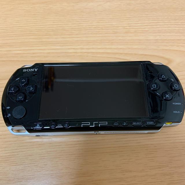 PlayStation Portable(プレイステーションポータブル)のPSP本体  Play Station Portable エンタメ/ホビーのゲームソフト/ゲーム機本体(携帯用ゲーム機本体)の商品写真