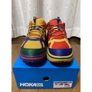 エンジニアードガーメンツ(Engineered Garments)のHOKA×EG ボンダイB(スニーカー)