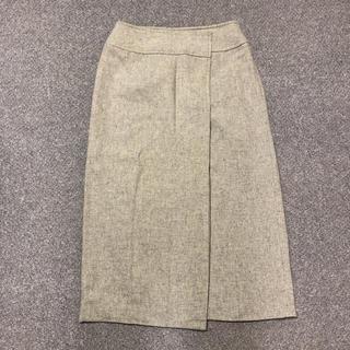 オペークドットクリップ(OPAQUE.CLIP)のスカート(ひざ丈スカート)