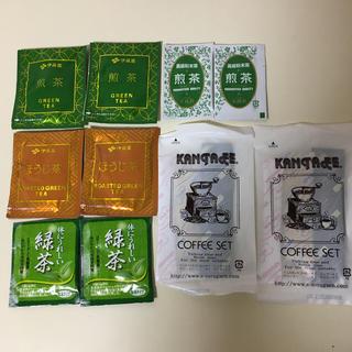 イトウエン(伊藤園)のお茶いろいろ セット(茶)