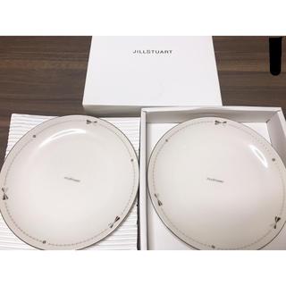 ジルスチュアート(JILLSTUART)のジルスチュアート ペア デザートプレート 新品(食器)