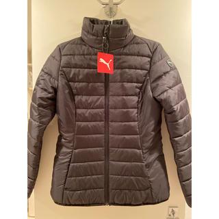PUMA - 新品未使用タグ付き PUMA Mサイズ 黒 ジャケット