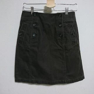 イーストボーイ(EASTBOY)のイーストボーイ ボックス型 膝丈  スカート 11号(ひざ丈スカート)