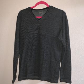 カルバンクライン(Calvin Klein)の【断捨離価格】カルバンクライン セーター メンズ Lサイズ(ニット/セーター)