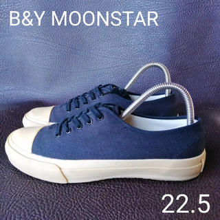 BEAUTY&YOUTH UNITED ARROWS - ビューティー&ユース 別注 MOONSTAR MILITARY/スニーカー