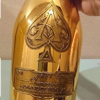 ドンペリニヨン(Dom Pérignon)のアルマンドゴールド空瓶!(シャンパン/スパークリングワイン)