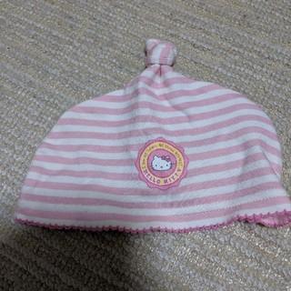 ハローキティ(ハローキティ)のキティちゃんベビー帽子(帽子)