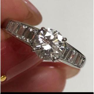 天然ダイヤモンド 1.005ct   0.70ct   リング  (リング(指輪))