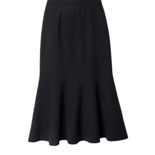 ルシェルブルー(LE CIEL BLEU)のルシェルブルー Lower Flared Skirt(ひざ丈スカート)