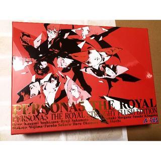 ペルソナ5 ザ・ロイヤル ストレートフラッシュ・エディション 限定版(携帯用ゲームソフト)