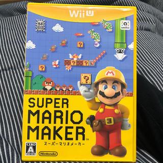 Wii U - スーパーマリオメーカー