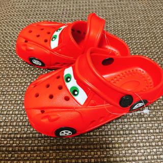 crocs - 新品未使用 カーズシューズ クロックスサンダル