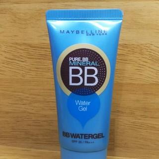 メイベリン(MAYBELLINE)のメイベリンピュアミネラルBBウォータージェルN  02 BBクリーム(BBクリーム)