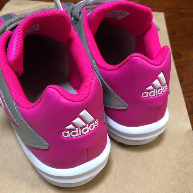 adidas(アディダス)のアディダス 27cm 野球 アップシューズ アディ ピュア CQ1284 スポーツ/アウトドアの野球(シューズ)の商品写真