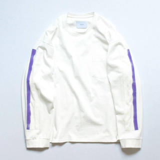 サンシー(SUNSEA)のstein Oversized Long Sleeve Tee(Tシャツ/カットソー(七分/長袖))
