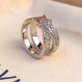 ルイヴィトン(LOUIS VUITTON)の超美品 ルイヴィトン リング指輪 正規品(リング(指輪))