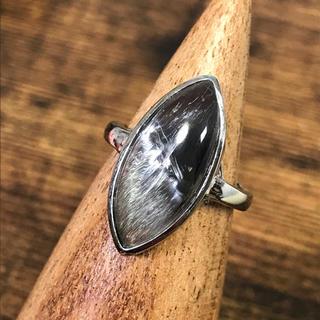 アイ様♡プラチナルチルクォーツ シルバー925 リング(リング(指輪))