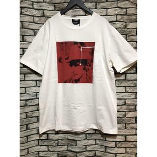 Calvin Klein - カルバンクライン×アンディーウォーホル★18SSフォトプリントTシャツ