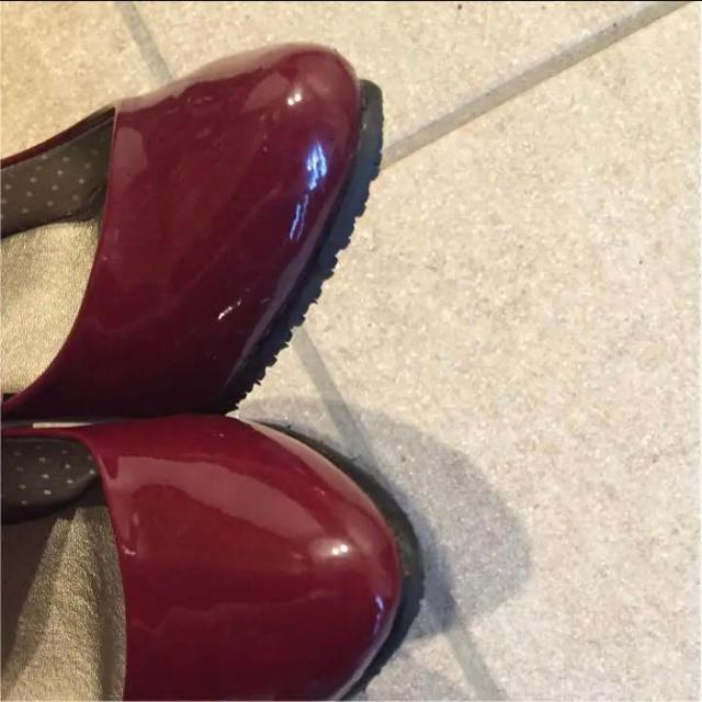 しまむら(シマムラ)のパンプス レディースの靴/シューズ(ハイヒール/パンプス)の商品写真