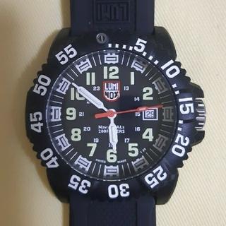 ルミノックス(Luminox)の破格値 LUMINOX ルミノックス 3051RH 日本限定 未使用品 正規品(腕時計(アナログ))
