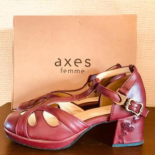 アクシーズファム(axes femme)のアクシーズファム  パンプス axes femme(ハイヒール/パンプス)